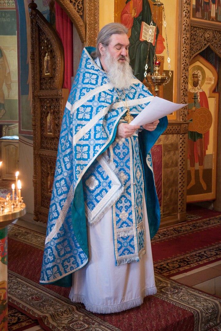 Праздник Сретения Господня в храме святых Космы и Дамиана