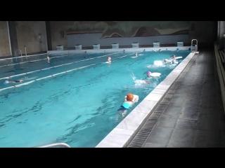 Упражнение с дощечкой