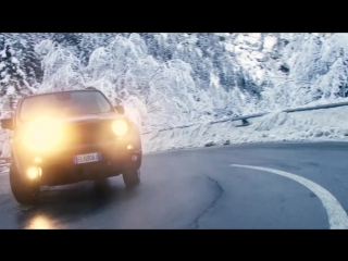 Jeep Renegade winter