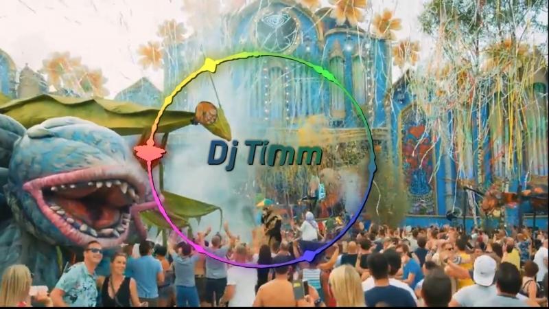 Dj TIMM - Fight (Original mix) Audio Spectrum by Faun Steel