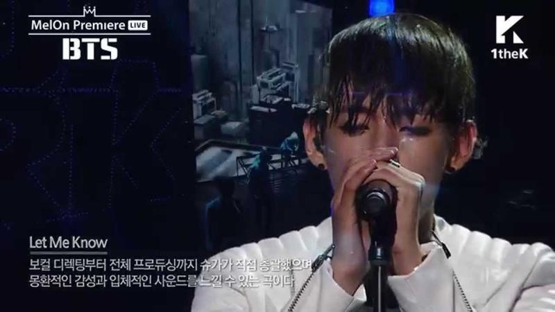 [ENG SUB] Bangtan Let me know LIVE