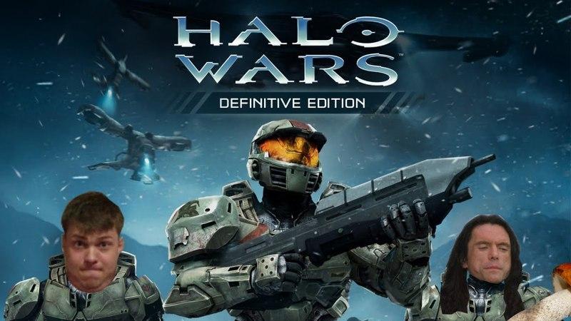Halo Wars Definitive Edition Обзор