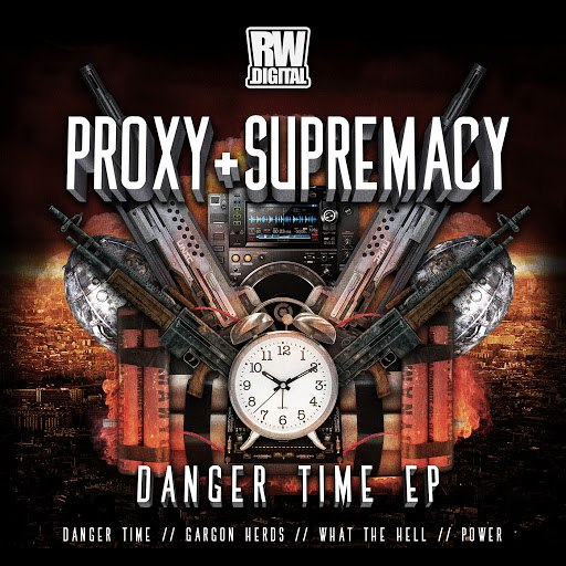 Proxy альбом Danger time / Gargon herds / What the hell / Power