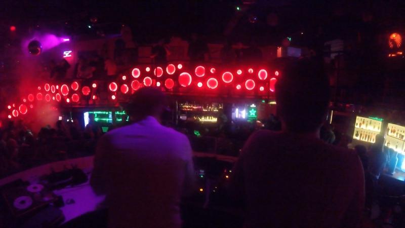 Mc Poteh n Dj Flight at Papa's bar Moscow