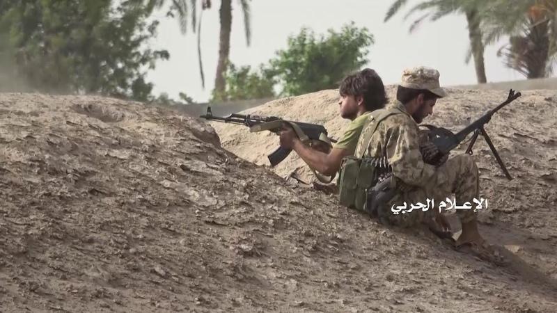 الساحل الغربي شاهد عملية هجومية على منافق