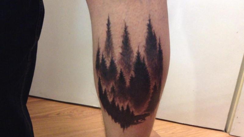 Лес от Евгении