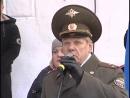 Открытие памятной доски Вячеславу Ивановичу Пережогину