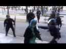MÉTHODES SIONIQUES IMPORTÉS EN HEXAGONE VIOLENCE EXCESSIVE ET GRATUITE