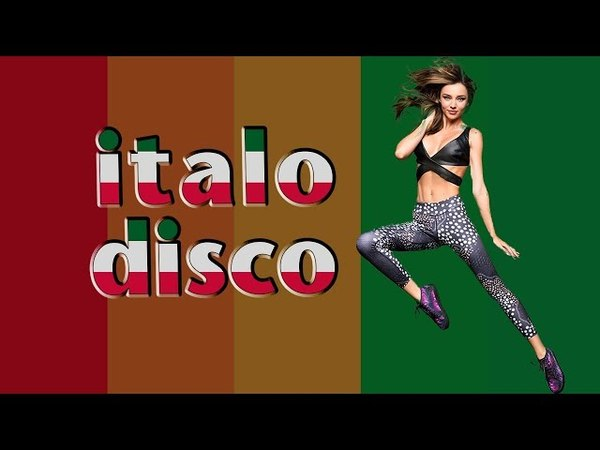 Italo Disco Dance Tonight ♫ Nonstop Golden Oldies Disco hits ♫ Euro Dance Megamix