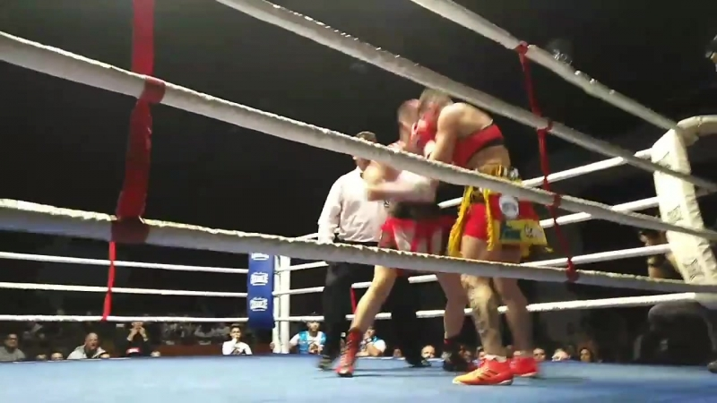 Toni Moreno - Melania Sorroche Campeona de Europa Gallo