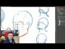 как рисовать фигуру человека под разными углами