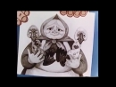 Два веселых гуся (Веселая карусель № 2) _ Советские мультфильмы для малышей