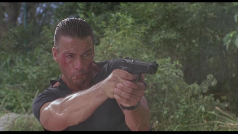 Двойной удар / Double Impact. 1991. 720р. Перевод Дубляж Хлопушка. VHS