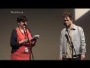 Промо фильма Ровер на 53 м Международном кинофестивале в Карловых Варах 07 07 2018