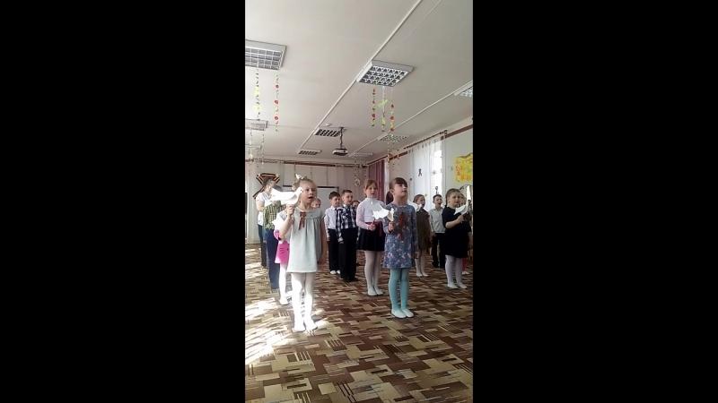 08.05.18 Песня о маленьких защитниках Ленинграда