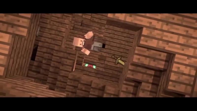 Клип- анимация майнкрафт Голодные игры (Музыкальное Видео)_HD.mp4