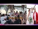 Can Bonomo Ve Öykü Karayel Çeşme'de 2. Düğünlerini Yaptı Sarp Apak Nikah Memuru Oldu