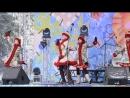 Валентина Рязанова и танцевальная группа Частная коллекция. Встречаем Широкую Масленицу. Бабка Акулина (сл. и м. В. Карабли