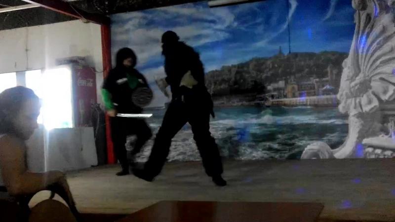 Архипо-Осиповка 2016, танец У ручья