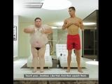 Новая реклама Криштиану Роналду