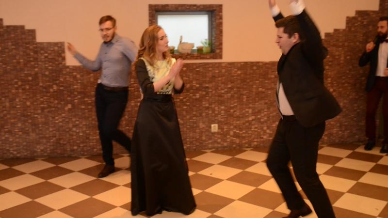 Конкурс с шагомерами | Ведущий Андрей Алфёров Тюмень