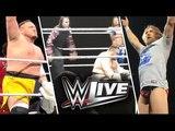WWE Live Event Ottawa 30 April 2018 Highlights Daniel Bryan AJ Styles &amp Jeff Vs Samoa Joe &amp Shinsuke