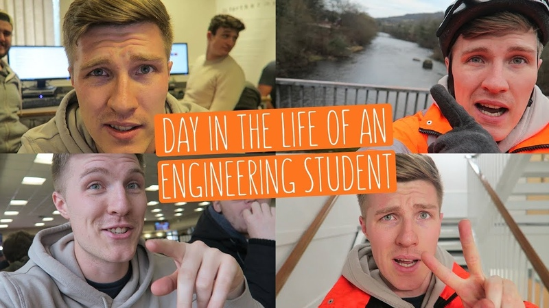 DAY IN THE LIFE OF AN ELECTRICAL ENGINEERING STUDENT
