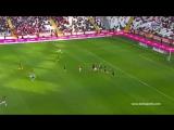 Антальяспор 3-1 Йени Малатьяспор. Обзор(Футбол.Чемпионат Турции 3.02.2018)