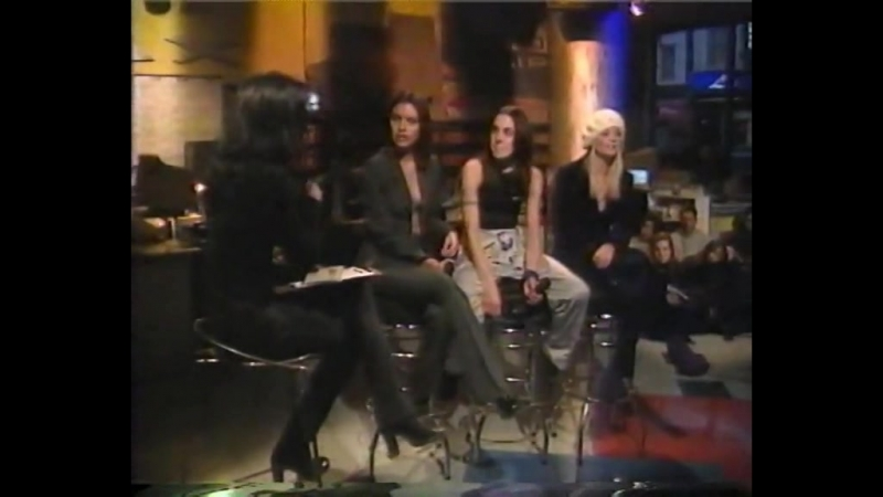 Spice Girls - Interview - Musique Plus 24.01.1997