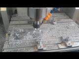 Velodrop.ru - Изготовление детали для мотоцикла на станке ЧПУ - CNC machine 2