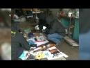 В одном из гаражей в Волгограде торговали взрывчаткой и оружием