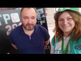 Сергей Ершов для лебяжьевцев в день молодежи - 2018!!