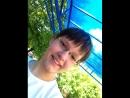 Моя подруга Василиса делает переворот на кольцах