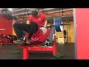 Юра Медведков - Жим 180 кг