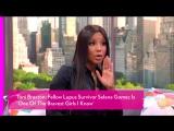 Toni Braxton Reveals How 'Brave' Fellow Lupus Survivor Selena Gomez Has Inspired Her.
