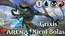 MTG Arena Beta Grixis Bolas Control Gameplay Se 2 Ep 1 Ravaged