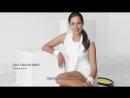 Ана Иванович в рекламной кампании Intimissimi #insideandout