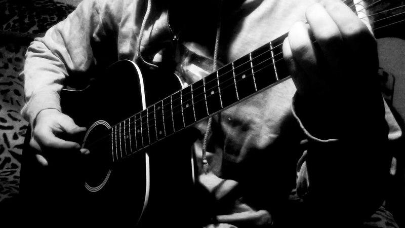 Dean Stiwen - Чёрный Ворон (fingerstyle cover)