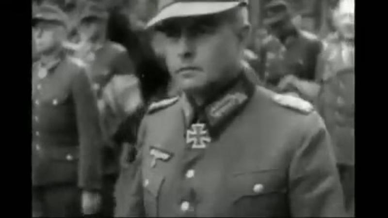 Der Jager - Drang Nach Osten ( Марш пленных немцев по Москве)
