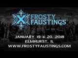 Frosty Faustings X. TOP8. Melee, SFII, SFV, Injustice 2
