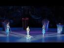 Балет Щелкунчик .Дивертисмент.Арабский танец(кофе)