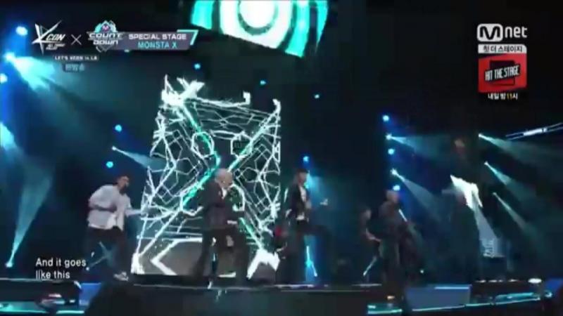 Monsta x - moves like jagger