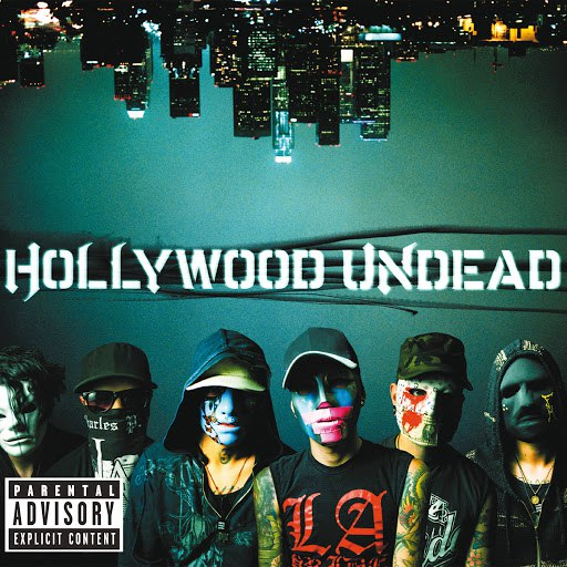 Hollywood Undead альбом Swan Songs