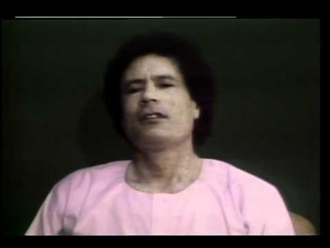 1981: Gadhafi Denies Libya Backs Terrorism