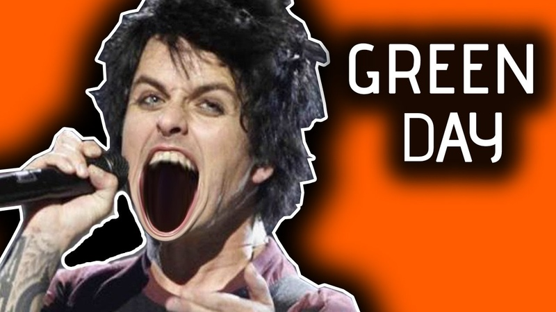 21 Guns but its a complete shit show | Green Day