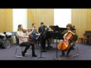 Beethoven, Piano Trio in C Minor, op.1 no.3