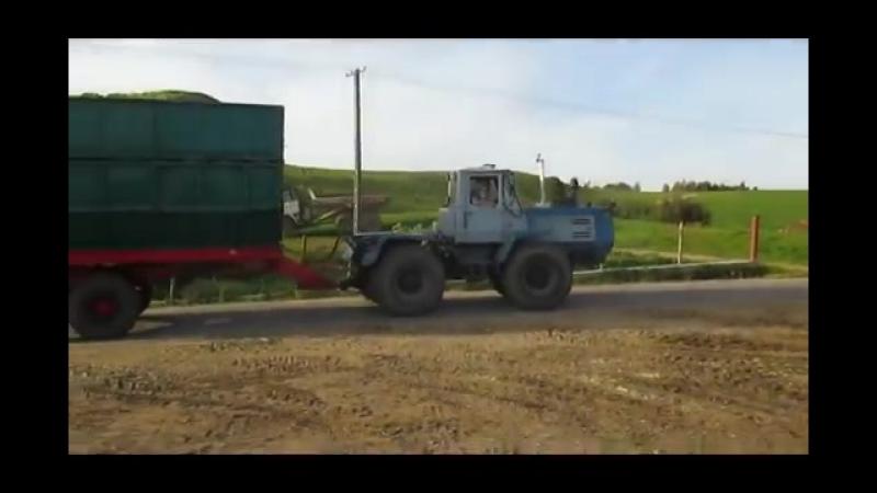 ХТЗ-Т-150К, ПИМ-40.
