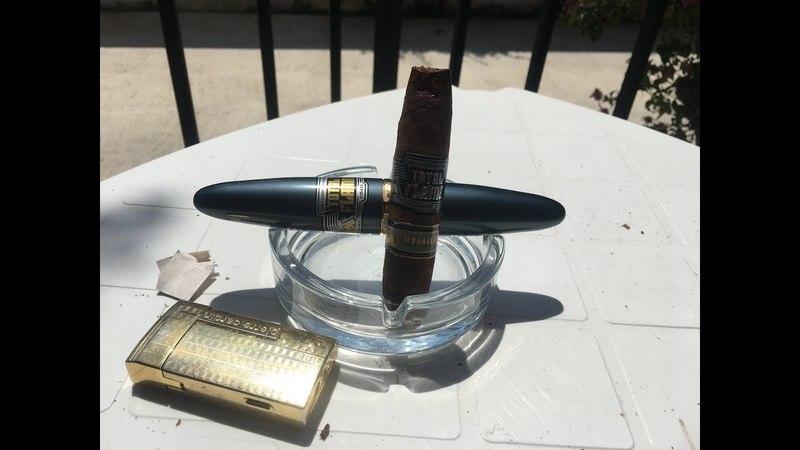 Обзор сигары Total Flame Premium Tube Perfecto