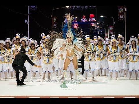 Comparsa Bella Samba - Show Batería Eterna Guerrera - Primera Noche - Carnaval de Concordia 2018