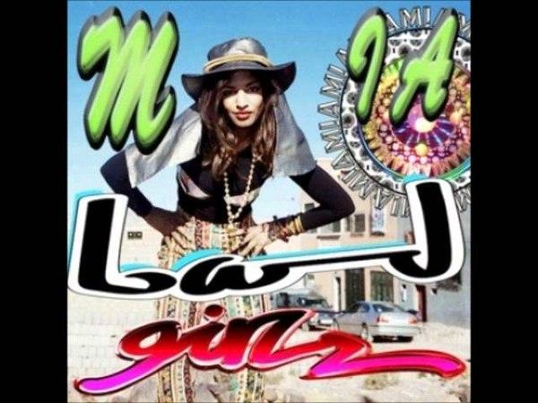 M.I.A. - Bad Girls (Instrumental) [Download]